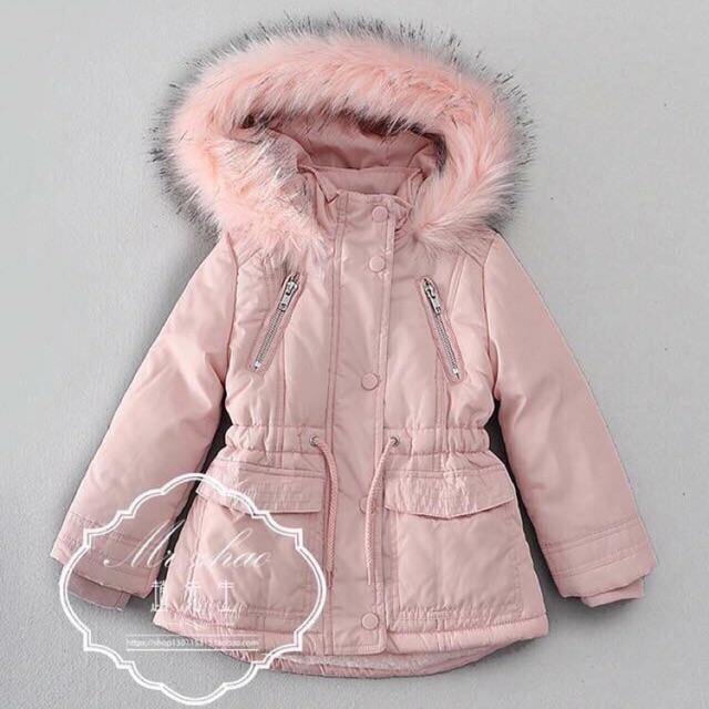 Áo parka cho bé gái xuất dư xịn hiệu TU màu hồng siêu đẹp, - 2569008 , 790649185 , 322_790649185 , 370000 , Ao-parka-cho-be-gai-xuat-du-xin-hieu-TU-mau-hong-sieu-dep-322_790649185 , shopee.vn , Áo parka cho bé gái xuất dư xịn hiệu TU màu hồng siêu đẹp,