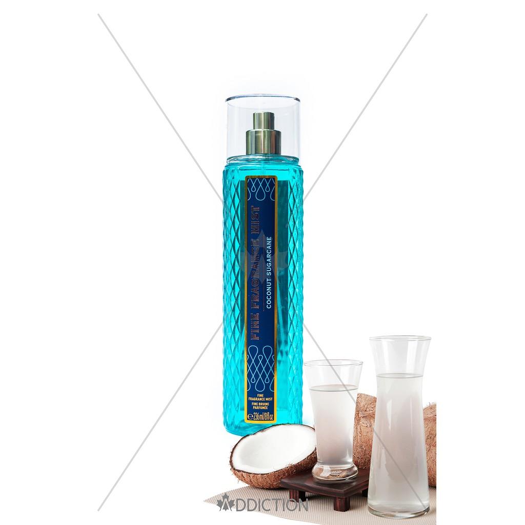 Xịt thơm toàn thân Coconut Sugarcane - Bath & Body Works (236ml)