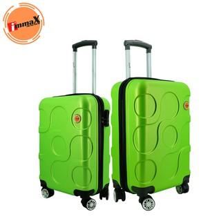 Bộ 2 vali nhựa du lịch size 20inch + 24inch immaX X12 bảo hành 2 năm, 1 đổi 1 năm đầu tiên thumbnail