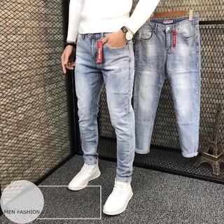 [FREESHIP 150K] Quần Jeans Nam Thời Trang Phong Cách OHS5678 – Có Video Quay Thật