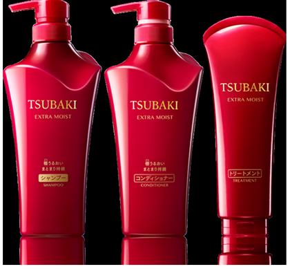 Bộ đôi gội xả siêu cấp ẩm Tsubaki Classic (500ml/chai)