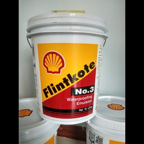 Sơn Chống Thấm Flintkote No.3 -  Sơn Chống Thấm Con Sò Thùng 18Kg
