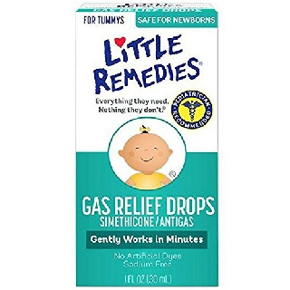 Nước nhỏ tiêu ga Little Remedies Tummys Gas Relief Drops Mỹ 30ml thumbnail