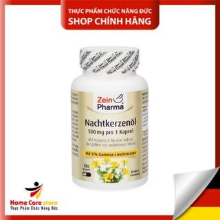 Tinh Dầu Hoa Anh Thảo Zein Pharma Nachtkerzen l 500mg - Viên Uống Ổn Định Nội Tiết Điều Hòa Kinh Nguyệt, 100V thumbnail