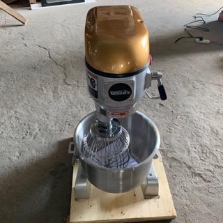 Máy đánh kem trứng 20l đầu vàng