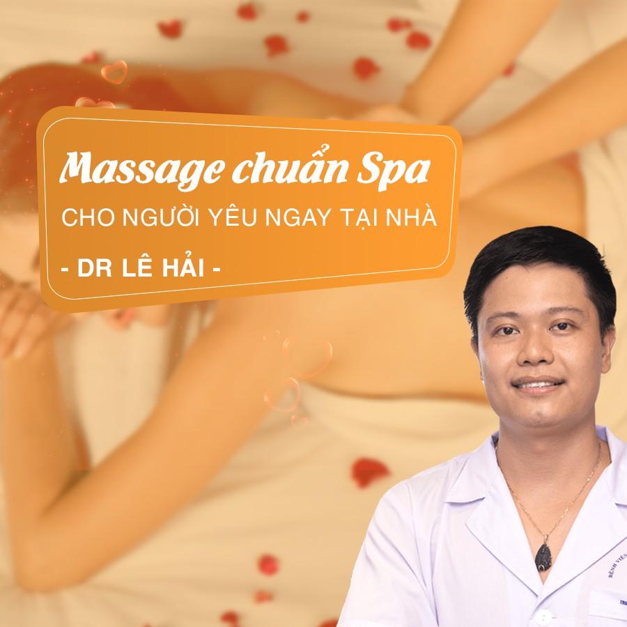 [Voucher-Khóa Học Online] Massage chuẩn Spa cho người yêu ngay tại nhà - Toàn quốc - HereEast