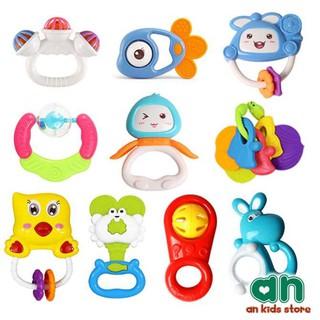 Túi đồ chơi xúc xắc 10 món