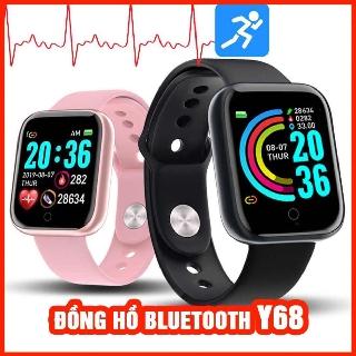Đồng Hồ Thông Minh Y68 Kết Nối Bluetooth