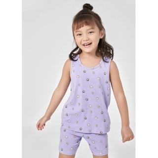 Bộ cotton mặc nhà bé gái Canifa(199k–>125k)