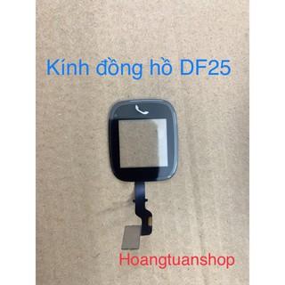 Kính cảm ứng đồng hồ đv thông minh Df25 thumbnail