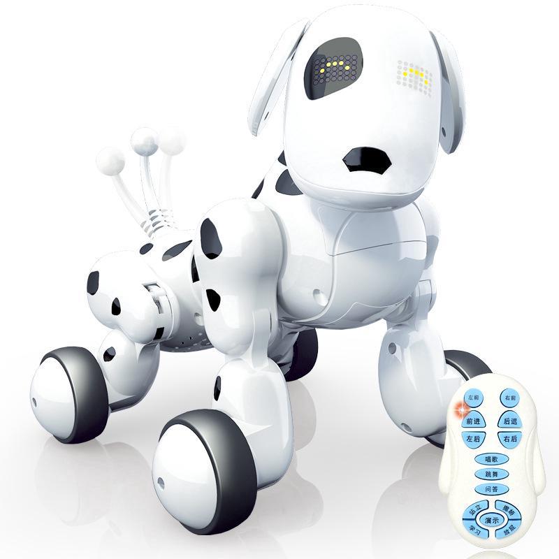 Remote control robot dog, electronic pet, toy dog