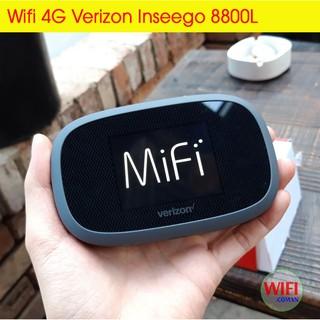 Wifi 4G Verizon Inseego Mifi 8800L Tốc độ 4G 1.2Gb, Pin 4400mAh xài 15 Tiếng, Thương Hiệu của Mỹ thumbnail