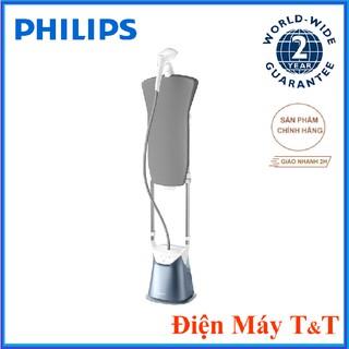 Bàn Ủi Hơi Nước Đứng Philips GC625 - Hàng Phân Phối Chính Hãng