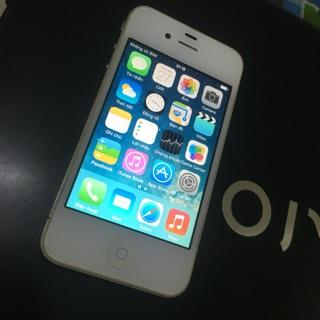 Điện thoại iphone 4 quốc tế 32gb full chức năng ( +Bút cảm ứng )