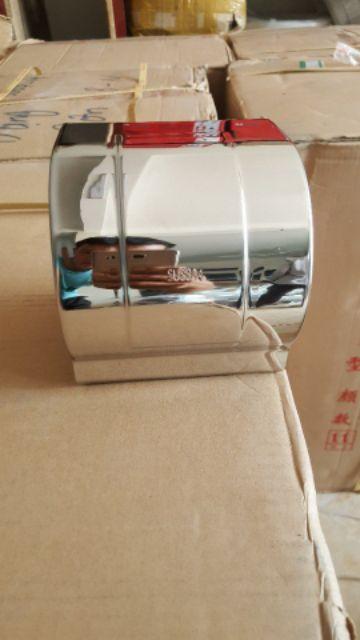 Hộp đựng giấy vệ sinh inox . toilet paper box