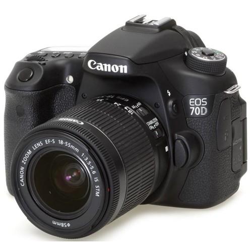 Canon EOS 70D 18~55mm IS STM - 2858711 , 86401706 , 322_86401706 , 17000000 , Canon-EOS-70D-1855mm-IS-STM-322_86401706 , shopee.vn , Canon EOS 70D 18~55mm IS STM