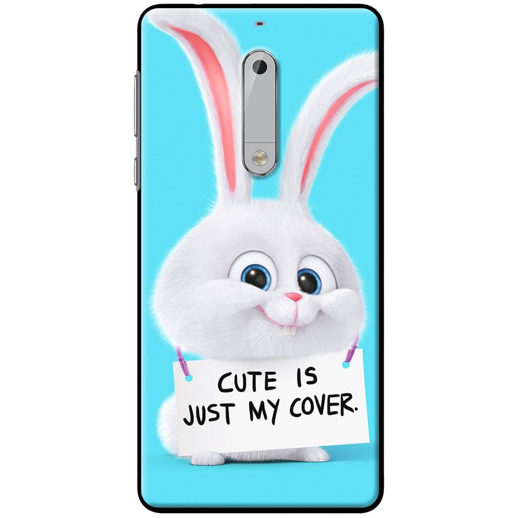 Ốp lưng dẻo Nokia 5 Thỏ tự nhận kute - 3294600 , 480844435 , 322_480844435 , 120000 , Op-lung-deo-Nokia-5-Tho-tu-nhan-kute-322_480844435 , shopee.vn , Ốp lưng dẻo Nokia 5 Thỏ tự nhận kute