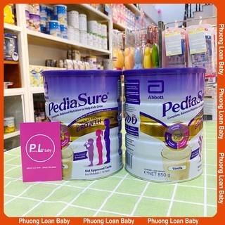 Sữa Pediasure Úc 850g hàng công ty phân phối