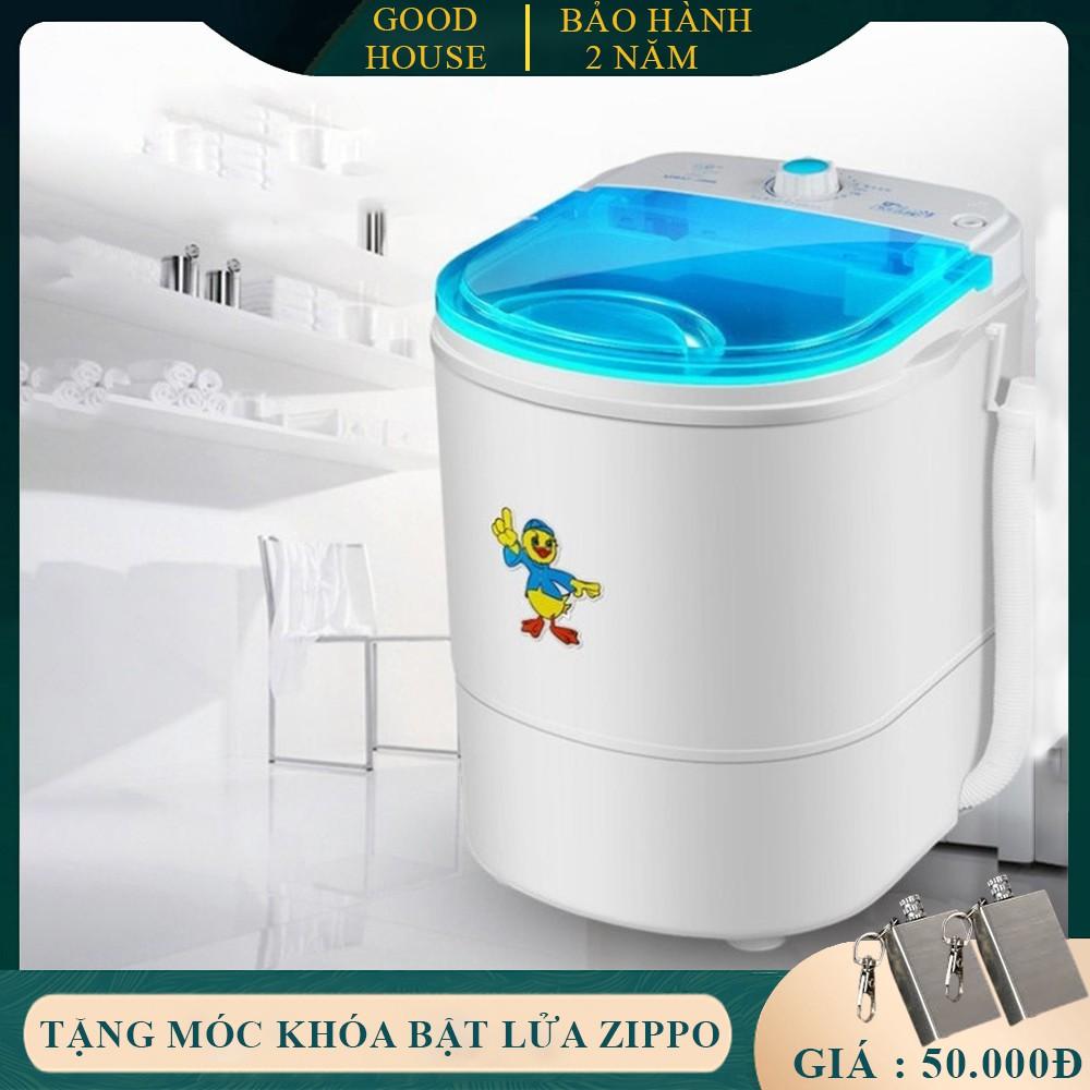 Máy giặt mini bán tự động 4.2kg, máy giặt tiện lợi phù hợp cho đồ dùng em  bé, hộ gia đình nhỏ, bảo hành 2 năm. tốt giá rẻ