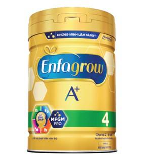 (Mẫu Mới) Sư a Bột Enfagrow A + 4 830g thumbnail