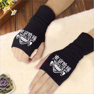Găng tay vải sỏ ngón Tokyo Ghoul – Găng tay Anime