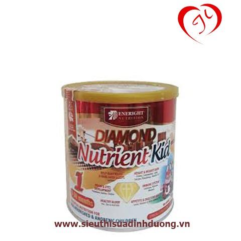 Com bo 4 hộp Sữa Diamond Nutrient Kid 700