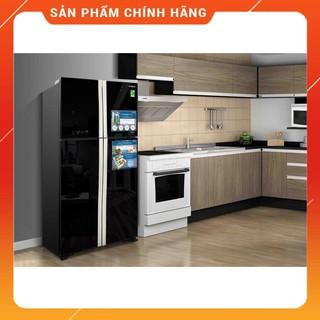 [ VẬN CHUYỂN MIỄN PHÍ KHU VỰC HÀ NỘI ] Tủ lạnh Hitachi 4 cánh màu đen R-FW650PGV8(GBK) - [ Bmart247 ]