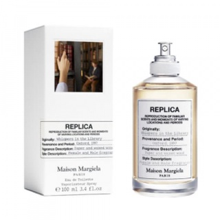 Nước Hoa Unisex Maison Margiela Replica Whispers In The Library EDT - Scent of Perfumes thumbnail