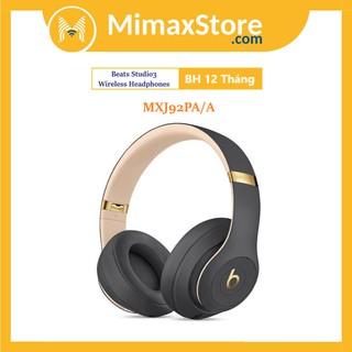 Tai nghe Beats Studio3 Wireless Headphones Shadow Grey MXJ92PA/A | Hàng Chính Hãng Beats