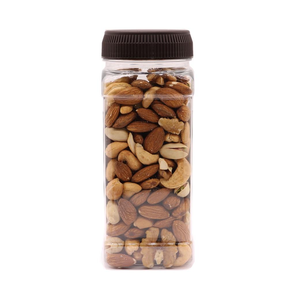 Hạt hỗn hợp không muối LAFOOCO 270g Unsalted mixed nuts