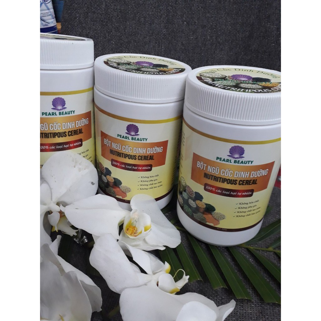 500 gr Bột ngũ cốc tăng cân, giảm cân, lợi sữa - 22978887 , 1593800990 , 322_1593800990 , 44000 , 500-gr-Bot-ngu-coc-tang-can-giam-can-loi-sua-322_1593800990 , shopee.vn , 500 gr Bột ngũ cốc tăng cân, giảm cân, lợi sữa