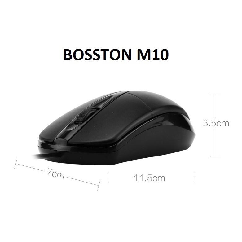 Chuột Vi Tính Chuyên Game Bosston M10