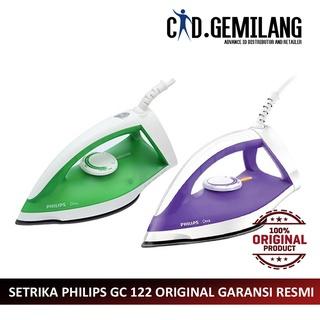 Philips GC 122 Lốc Xoáy Sắt Màu Xanh Lá Và Tím GC122