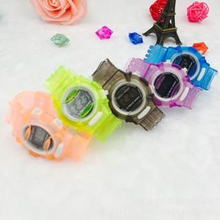 Đồng hồ thời trang trẻ em [Đơn 50k tặng kẹp tóc Hàn Quốc cực xinh]