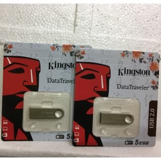 [Mã ELFLASH5 giảm 20K đơn 50K] USB 2.0 kingston dung lượng 16Gb - hàng chính hãng