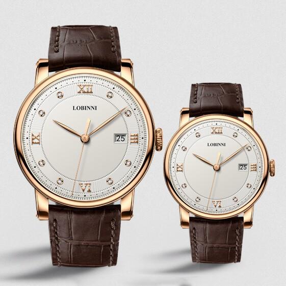 Đồng hồ đôi Lobinni No.1651-2
