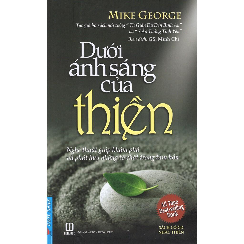 Sách - Dưới Ánh Sáng Của Thiền (Kèm 1CD)