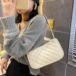 Túi đeo chéo màu trơn họa tiết thêu độc đáo