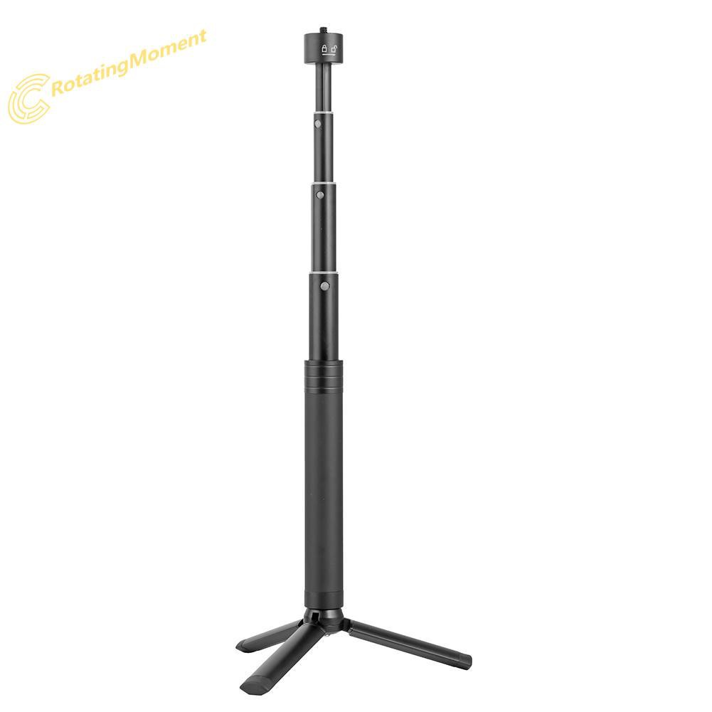 ★Ro★2 in 1 Extension Bar Stick Tripod Stand w/1/4 Screw for DJI OSMO Mobile 2
