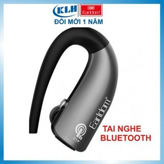 Tai nghe không dây Bluetooth thể thao cá tính Earldom BH05, âm thanh to, pin bền dễ đeo không bị rơi KLH