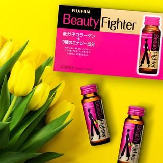 collagen Nhật Bản dạng nước beauty fighter 50ml x 10 lọ thumbnail