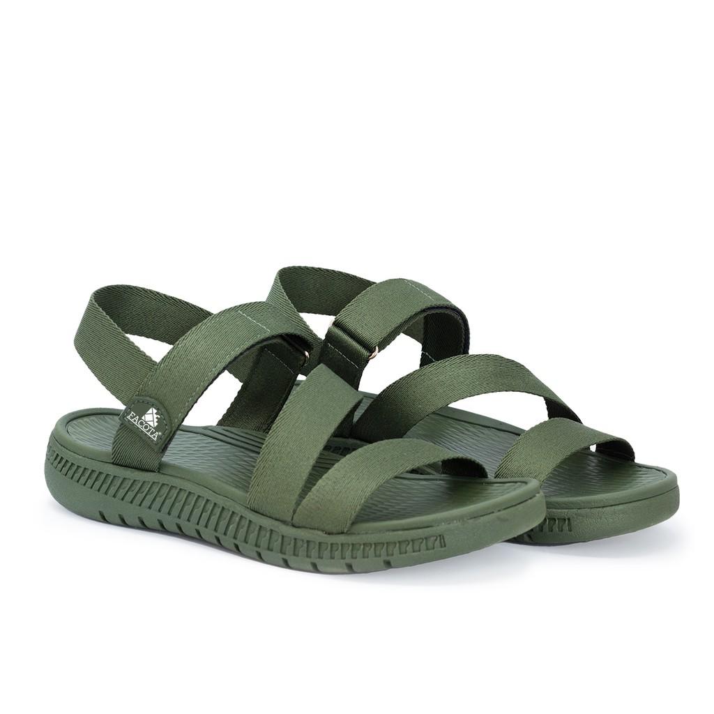 Giày sandal nữ Facota V1 Sport HA10 chính hãng sandal nữ quai dù sandal nữ đi học