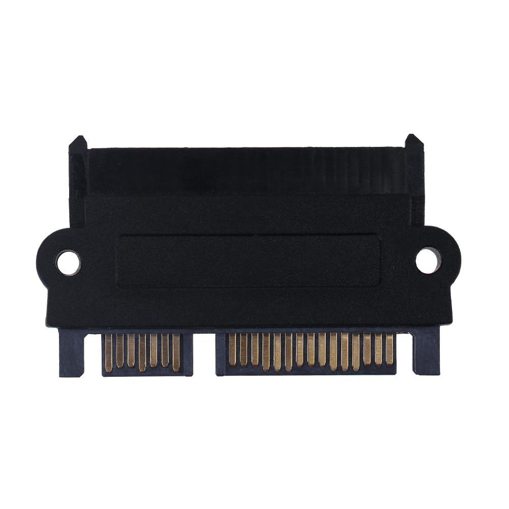 [OTICLE] 180 Degree Angle 5Gbps SFF 8482 SAS to SATA Adapter Converter Straight Head