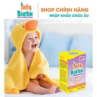 InfaBiotix [CHÍNH HÃNG] – Probiotic đặc chế cho trẻ sơ sinh và trẻ nhỏ