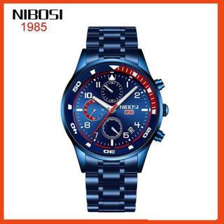[Freeship] Đồng Hồ Nam NIBOSI chính hãng NI2386 3T SWATCH thumbnail