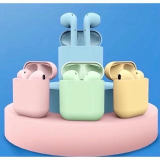 [Sản Phẩm Cao Cấp] Tai Nghe Bluetooth TWS i12/ i11 5.0 Tai nghe iphone Samsung Phiên Bản Màu Kim Loại Cực Chất Airpods