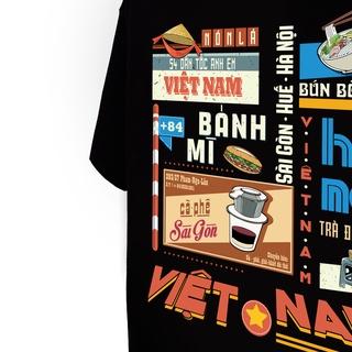 Hình ảnh [Mã WABR2291 giảm 10% đơn 99k] Áo thun Teelab Việt Nam TS126-4