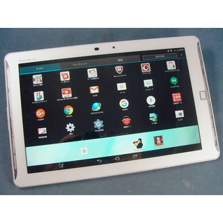 (Dùng Sim 4G) Máy tính bảng FUJITSU F02F 10.1′ – Rom 64GB – Nguyên bản – Máy bao gồm Sạc đi kèm