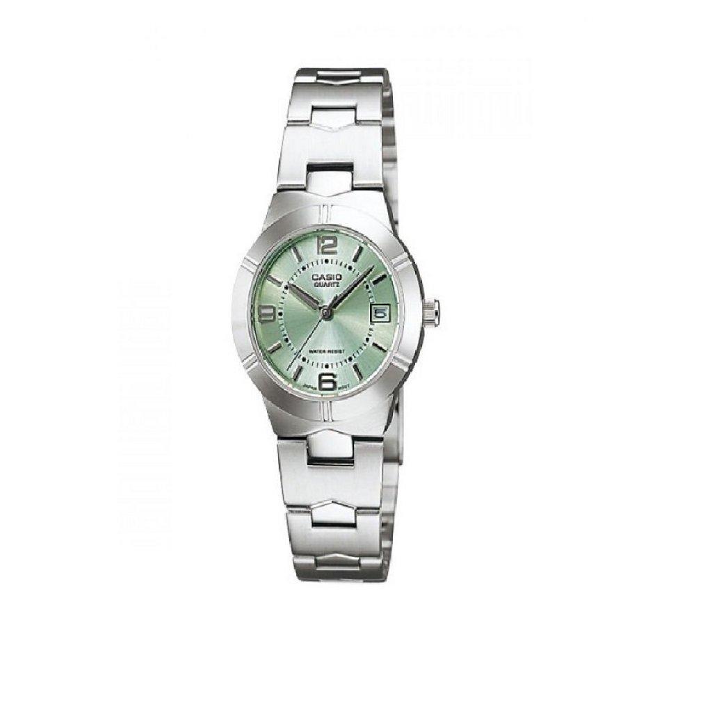 Watch Casio Lady นาฬิกา ผู้หญิง LTP-1241D-3A - Greenatch Casio Lady นาฬิกา ผู้หญิง LTP-1241D-3A - Green