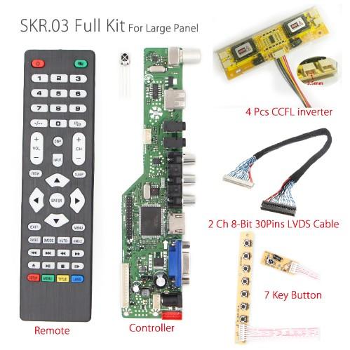 Combo SKR.03 cho Màn hình lớn 17 19 20 22 inch - 9951621 , 1070799431 , 322_1070799431 , 400000 , Combo-SKR.03-cho-Man-hinh-lon-17-19-20-22-inch-322_1070799431 , shopee.vn , Combo SKR.03 cho Màn hình lớn 17 19 20 22 inch